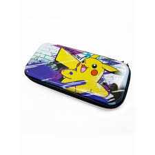 Защитный <b>чехол</b> Pokemon <b>Hori Premium</b> vault case Pikachu для ...