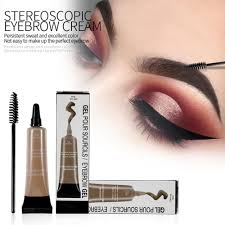 Professional <b>Eyebrow Gel 6 Colors</b> High Brow Tint Makeup Eyebrow ...