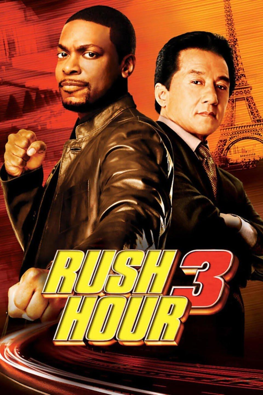 Rush Hour 3 (2007) Dual Audio {Hindi-English} 480p| 720p