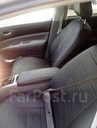 Модельные Штатные <b>чехлы</b> Автопилот из эко <b>кожи</b>. Prius 20 ...
