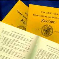 The New York Genealogical and <b>Biographical Record</b> - Wikipedia