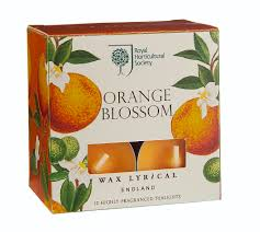 Купить Флердоранж Wax Lyrical <b>набор чайных свечей</b> 12 шт