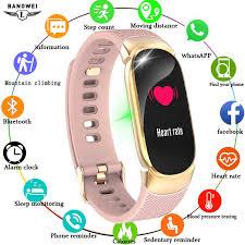 <b>LIGE</b> New Brand Children Smart <b>Watch</b> LED Color Screen Music ...