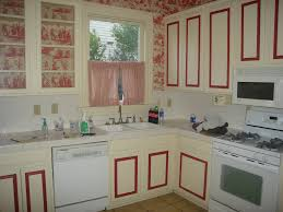 painted kitchen cabinets vintage cream: kitchen paint colors with cream cabinets  ideas for home