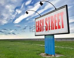 dead end on easy street signs   EdBookPhoto  easystreet hashtag on Twitter