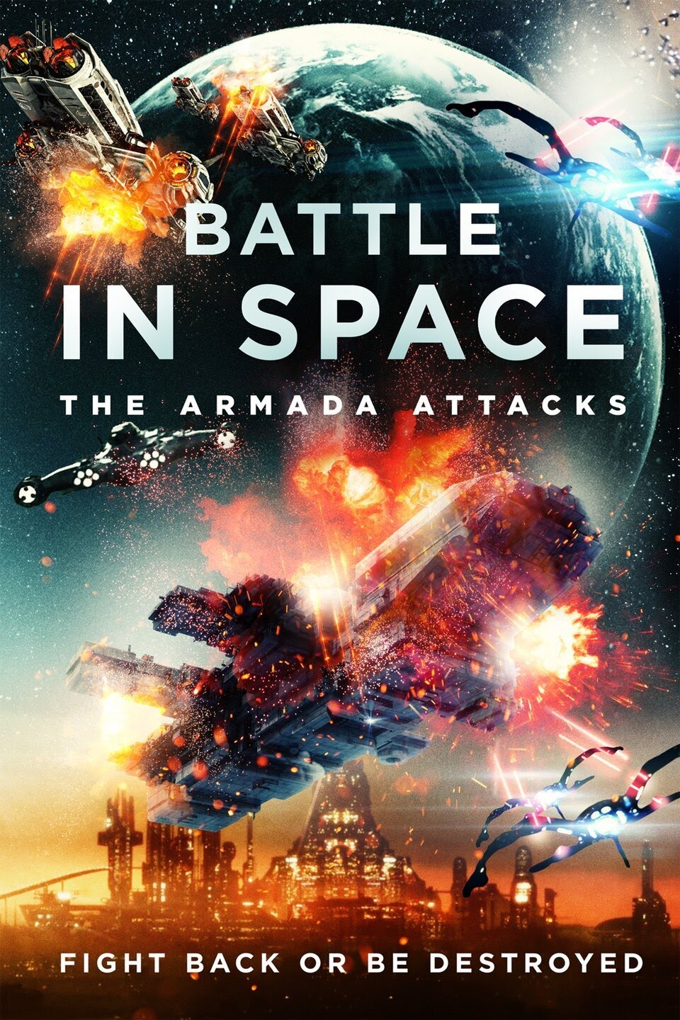 Download Battle in Space The Armada Attacks (2021) Dual Audio Hindi 480p | 720p