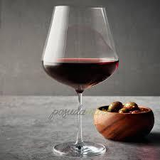 <b>Набор</b> из 2-х хрустальных бокалов для красных бургундских <b>вин</b> ...