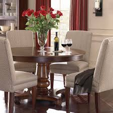 Round Dining Room Tables For 8 Round Dining Pedestal Table With Seating For 8