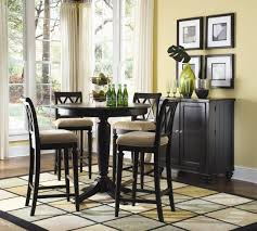 tall dining room sets table set