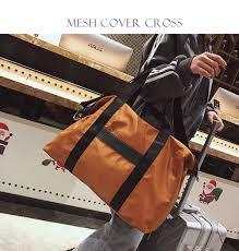 MARKROYAL Waterproof <b>Nylon Women Travel Bags</b> Carry on ...