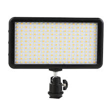 <b>W228 LED Video Light</b> 6000k Dimmable Ultra Bright Panel Digital ...
