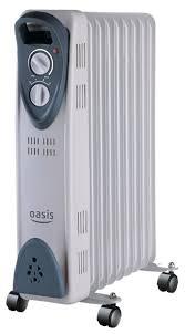Масляный радиатор <b>Oasis UT</b>-<b>10</b> — купить по выгодной цене на ...