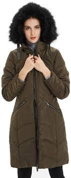 Plusfeel Women's Winter Outwear Lightweight Parka ... - Amazon.com