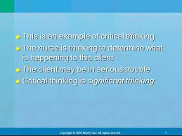 Critical thinking nursing scenarios   mfacourses    web fc  com Scenario