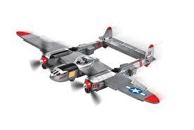 <b>Конструктор COBI Самолет</b> P-38L Lightning COBI-5539