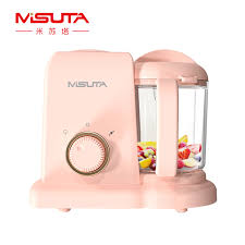 <b>Feeding machine cooking and</b> stirring a multi function baby food ...