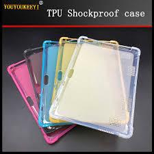 Ultra thin <b>3 fold</b> Folio PU leather <b>stand cover case for</b> Onda V10 4G ...