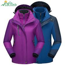 <b>LoClimb</b> Winter Camping Hiking Pants Men <b>Women Outdoor Sport</b> ...