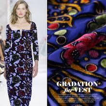 fabric jacquard silk с бесплатной доставкой на AliExpress.com