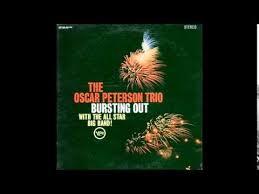 <b>Oscar Peterson</b> Trio - <b>Bursting</b> Out With The All Star Big Band. 1962 ...