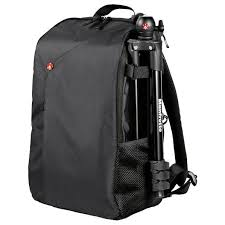 <b>MB NX</b>-<b>BP</b>-<b>GY</b> Black <b>Manfrotto</b> Lifestyle NX CSC Backpack Grey ...