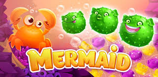 <b>Mermaid</b> - treasure match-3 - Apps on Google Play