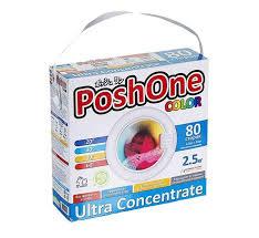 <b>Posh</b> one Концентрированный <b>стиральный порошок</b> COLOR с ...