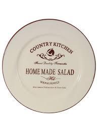 """Закусочная <b>тарелка</b> """"Кухня в стиле Кантри"""" <b>Terracotta</b> 8240242 в ..."""