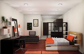 ofone room ideas design  decorating your interior home design with best cool one bedroom apart