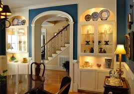 Built In Cabinets Dining Room Perfect China Cabinet Decor On China Cabinet Decor Dining Room