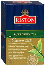 <b>Чай Riston Pure Green зеленый</b> крупнолистовой 200 г - купить с ...