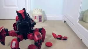 <b>Радиоуправляемый робот</b>-паук Doom Razor - CC-1002 - YouTube