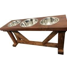 <b>Double</b> Raised <b>Dog Bowls</b> | Wayfair