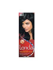 <b>Крем</b>-краска для волос <b>стойкая</b> 11 Черный LONDA 2652125 в ...
