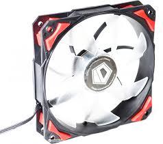 ROZETKA | <b>Кулер ID-COOLING PL-12025-R</b> Red LED. Цена ...