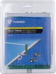 <b>Сетка для настольного</b> тенниса Torneo Зеленый цвет — купить ...