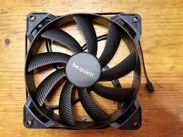 Обзор от покупателя на <b>Вентилятор</b> для корпуса <b>be quiet</b>! <b>Pure</b> ...