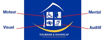 """Résultat de recherche d'images pour """"label tourisme et handicap"""""""
