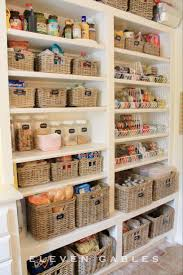 Kitchen Pantries 17 Best Ideas About Open Pantry On Pinterest Open Shelving
