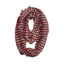 Sunward <b>Women Scarf</b> Neckerchief <b>Winter</b> Warm <b>Plaid</b> Ring Neck ...