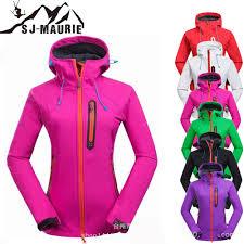 SJ Maurie Winter Coat <b>Female Hiking Skiing</b> Trekking Jackets ...