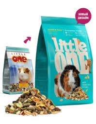 <b>Корм</b> для морских свинок <b>Little One Guinea</b> Pigs - купить по ...