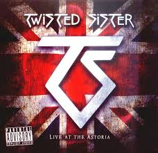 <b>Twisted Sister</b> - <b>Live</b> At The Astoria (2008, CD) | Discogs