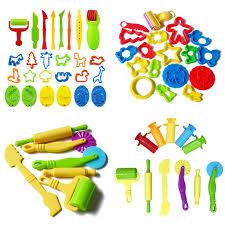<b>Hot Sale DIY</b> Slime Play Dough Tools Accessories Plasticine Mold ...