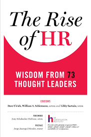 the key to strategic hr you must be a strong capable business riseofhr front cover