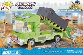 """Пластиковый <b>конструктор COBI</b> """"Civil Service <b>Dump Truck</b>"""" с ..."""