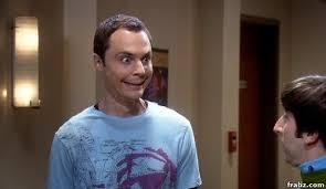 Jim Parsons - Big Bang Theory - Sheldon Cooper Meme Generator ... via Relatably.com