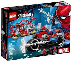 <b>Конструктор LEGO</b> Marvel <b>Super Heroes</b> 76113 Cпасательная ...