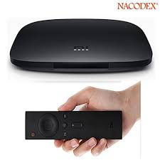 Nacodex Original Xiaomi 3rd <b>Xiaomi Mibox 4k</b> Ultra Hd Android ...