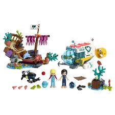 <b>Конструктор Lego Friends</b> Спасение дельфинов 41378 - купить в ...